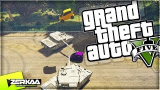 INSANE PANTO ASSAULT COURSE | GTA 5 Funny Moments | E617 (GTA 5 PS4)