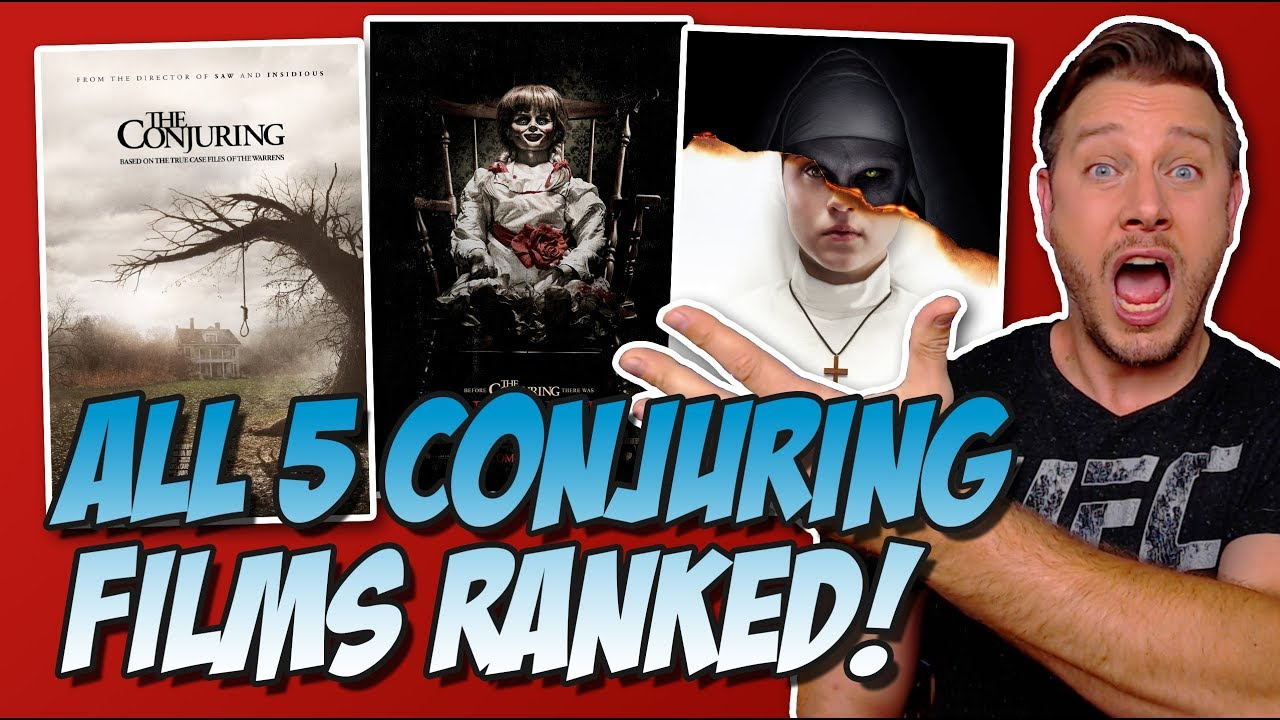 All 'The Conjuring' horror movies, ranked (including new 'Annabelle Comes Home')