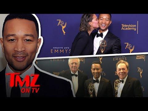 John Legend Is An EGOT GOAT  | TMZ TV