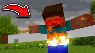 MONSTER SCHOOL  | THE DISCIPLES BURNED HEROBRINA CHALLENGE FUNNY MINECRAFT ANIMATION #Shorts