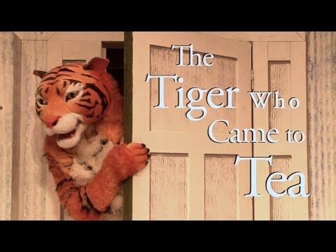 The Tiger Who Came to Tea is returning to Norwich Playhouse for 2017