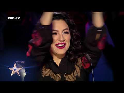 Un contratenor de excepție   Alin Buruianu - Românii au Talent