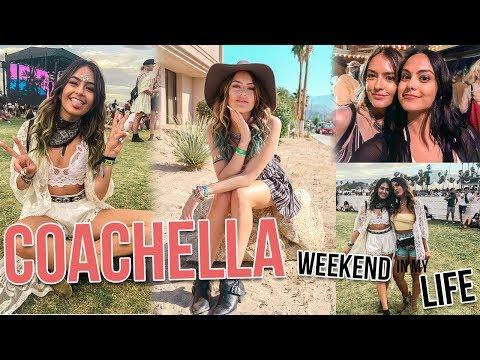 BEST WEEKEND IN MY LIFE EVER: Coachella 2018 | Natalie Barbu