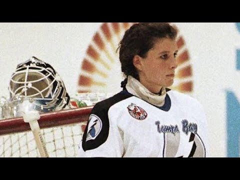 Manon Rhéaume's Story: Hear From The First Female NHL Player