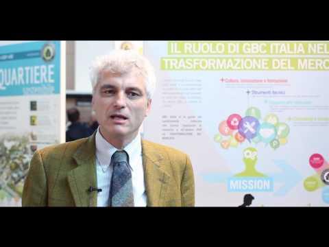 Green Building Council Italia a Ecomondo