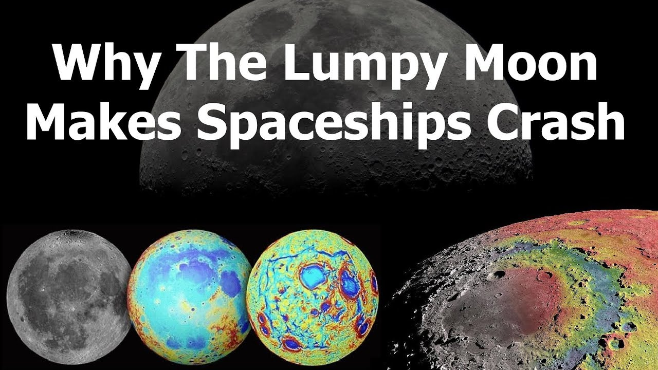 Why Do Lunar Satellites Eventually Crash Into The Moon? | Scott Manley | Published on May 22, 2019