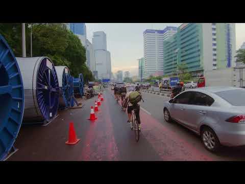 RoughCut: Navigating Jakarta Traffic