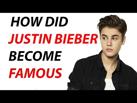 How Did Justin Bieber Become So Famous (New Updated) (Exclusive)