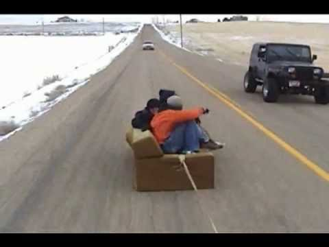 Couch Surfing! YouTube