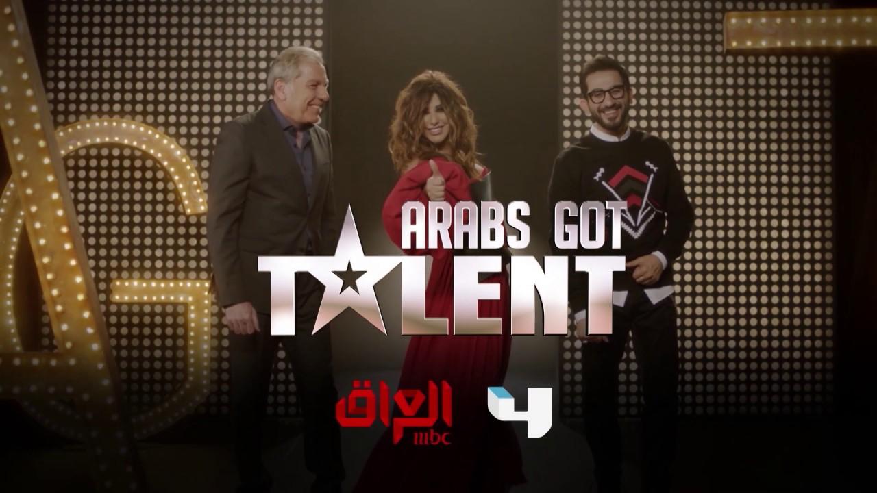 صوت الآن للموهبة الأفضل لديك لتفوز بلقب  #ArabsGotTalent