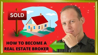 How to become a good and successful real estate broker or agent & what is a real estate broker