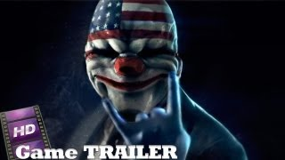 Payday 2 Official Presentation Video HD