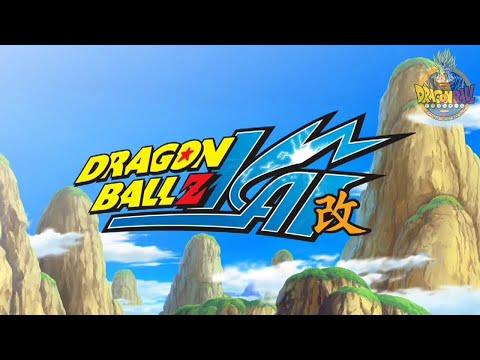 Dragon Ball Z Kai - Opening 1 (Doblaje Latino) HD