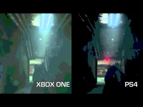 Battlefield 4 PS4 Vs Xbox One Game DVR Comparison