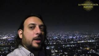 Saludos desde Tijuana de noche