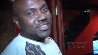Bone Thugs n Harmony Studio Recording Footage for UNI 5 Album 2008
