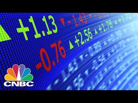 Big Cap Tech Stocks Lift Major Indexes   CNBC
