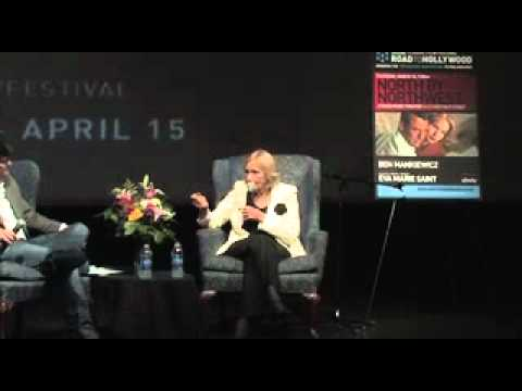 TCM - North by Northwest - Q&A with Eva Marie Saint