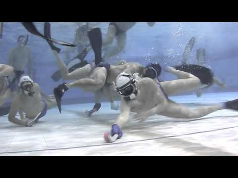 Underwater Hockey - 2013 CMCs A Division - Game 33 Semi Final