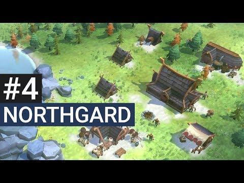 Let's Play Northgard #4 - Handels-Imperium - Northgard Gameplay German
