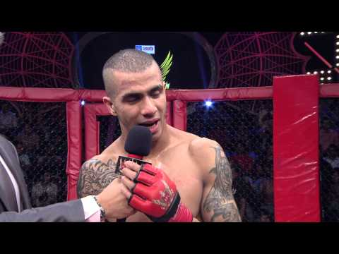 MMA in India: Super Fight League 15 - Ricky Sahni Post Fight Interview
