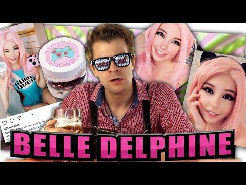 BELLE DELPHINE und ihr BADEWASSER?!? - Chill deine Basics