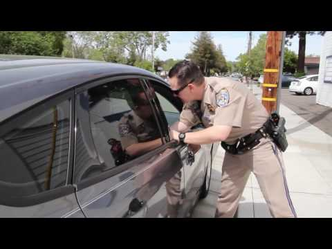 CVTV Behind the Badge with CHP - April 8, 2016
