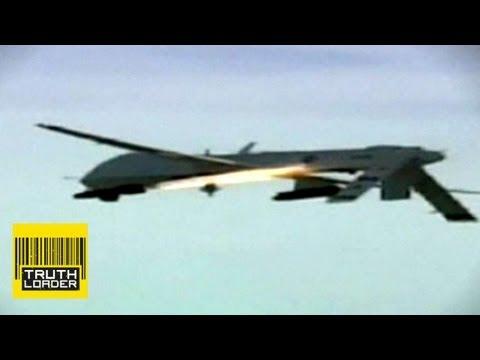 Report: U.S.-Pakistan Cooperated On Drones