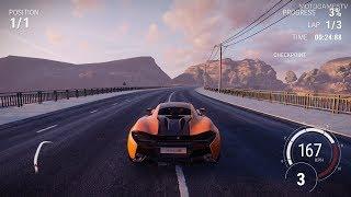 Gear.Club Unlimited 2 - McLaren 570S Gameplay