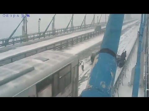 ДТП Владивосток остров Русский мост Mazda 22 февраля 2017 Car Crash Show Astakada