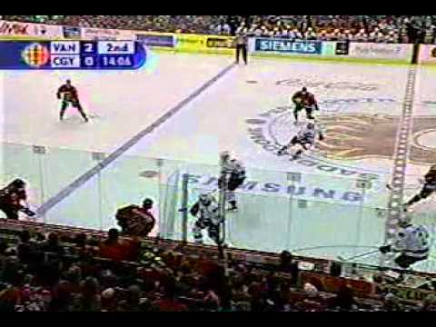 2004 Wcqf Canucks V Flames Gm6 Part 1 Of 5 Youtube