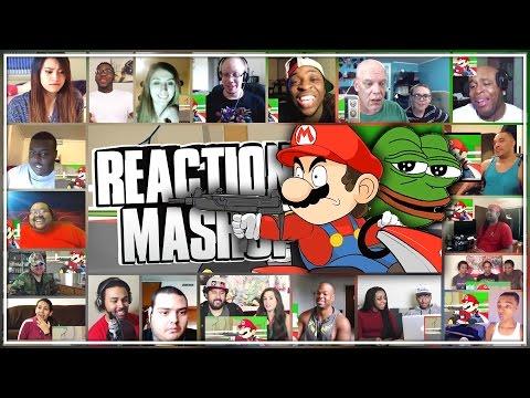 Racist Mario Reaction's Mashup