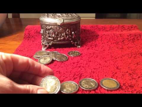 #  36. Памятные финские монеты 2 евро