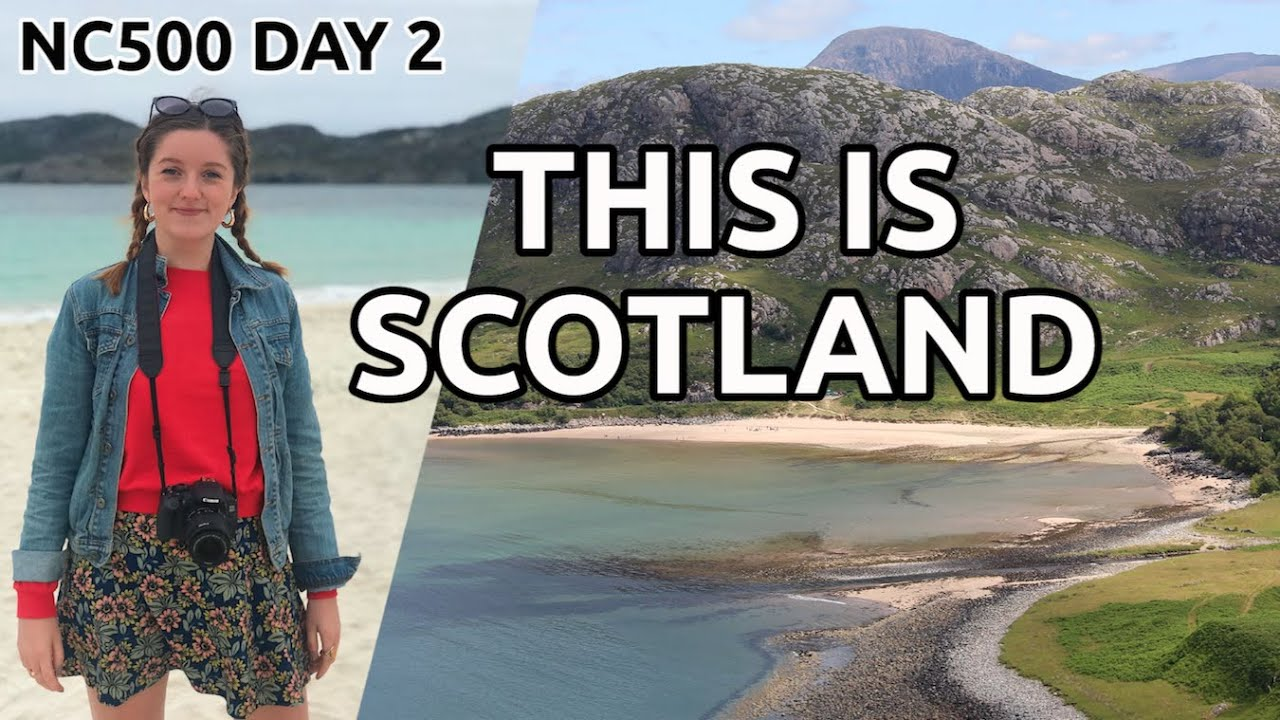 DAY 2 | North Coast 500 | Gairloch to Ullapool | Scotland NC500 Road Trip Vlog