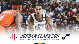 Highlights: Jordan Clarkson — 22 points, 7 rebounds