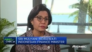 We will use policy to improve Indonesia's growth prospects: Finance minister | Street Signs Asia