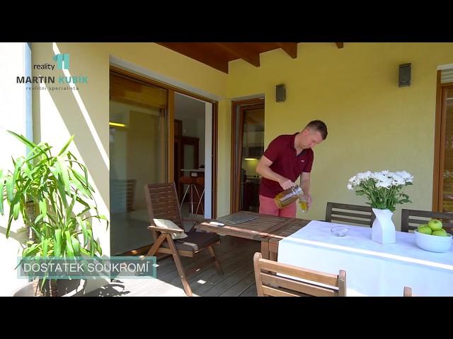 Zdiměřice videoprohlídka  - dům u Průhonického parku