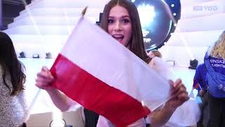 Eurowizja Junior 2018 – Garderoba gwiazdy