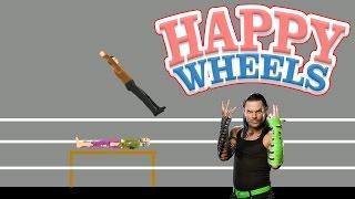 Happy Wheels: SWANTON BOMB - Part 387
