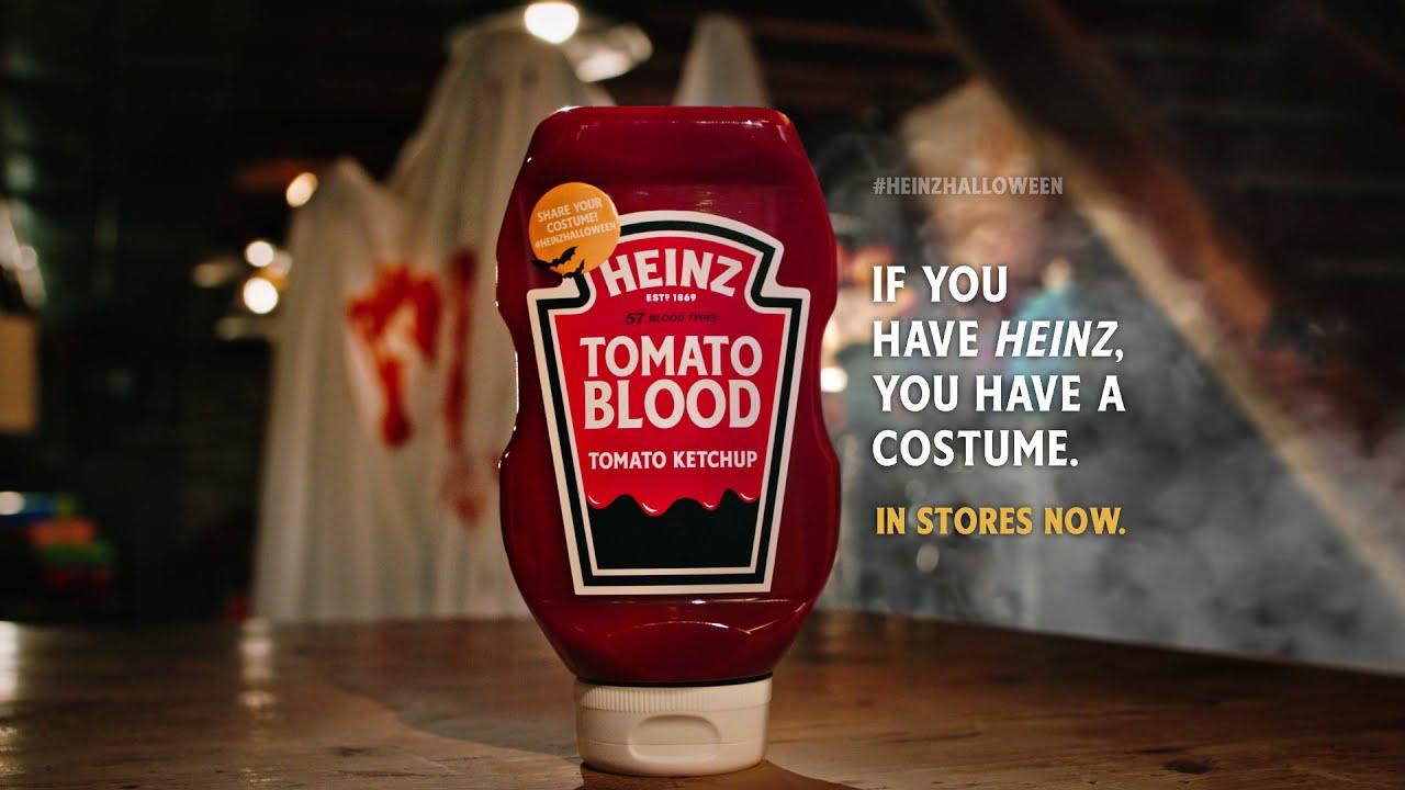 The Basement :15 I Heinz Tomato Blood