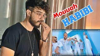 Fnaïre Ft. Saad Lamjarred - ASIF HABIBI (Music Video) #REACTION