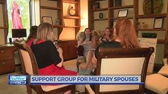 Military spouse support group holds first meeting in Jacksonville