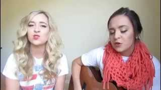 "Megan & Liz ""Leave the Night On"" by Sam Hunt (Acoustic) Thumbnail"