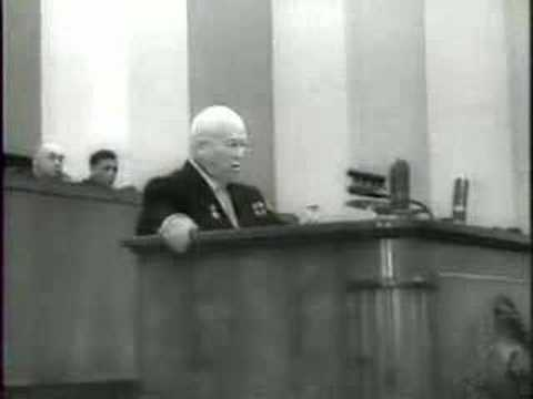 Khrushchev on Gary Powers Spy Incident 1960/5/9