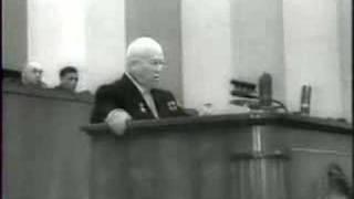 Khrushchev on Gary Powers Spy Incident 1960/5/9