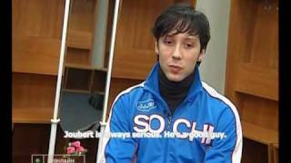 Kings on Ice Backstage, Part 2/4 (with English subtitles)