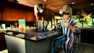 YOGA Tablet 2 - Ashton Kutcher a ko...