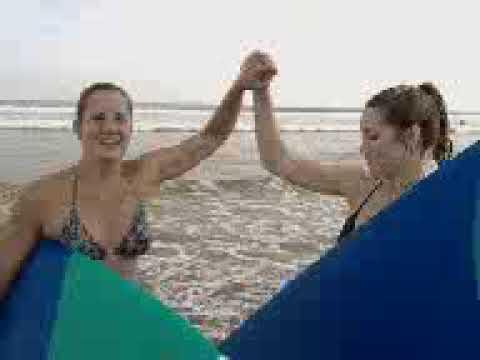 Celebrity Adventures: Jessica Biel and Adam LaVorgna 2001