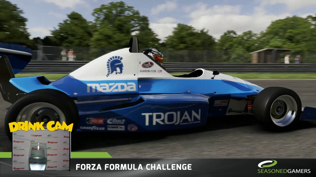 formula mazda race 3 brands hatch gp