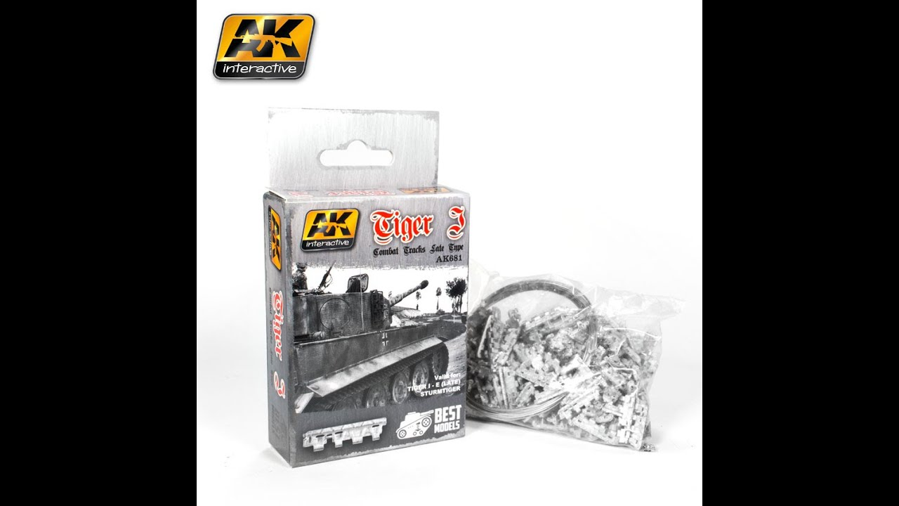 osw.zone Bobby Waldron reviews and test-fits our metal tracks for 1/35 Tigers:  be able t... 2016-03-06 06:00:01